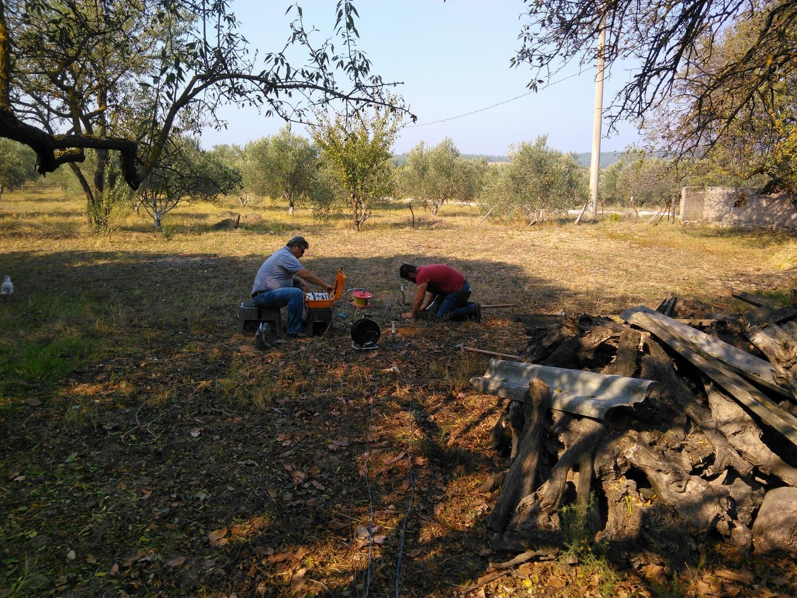 Derbentbaşı Köyü  Su Etüdü